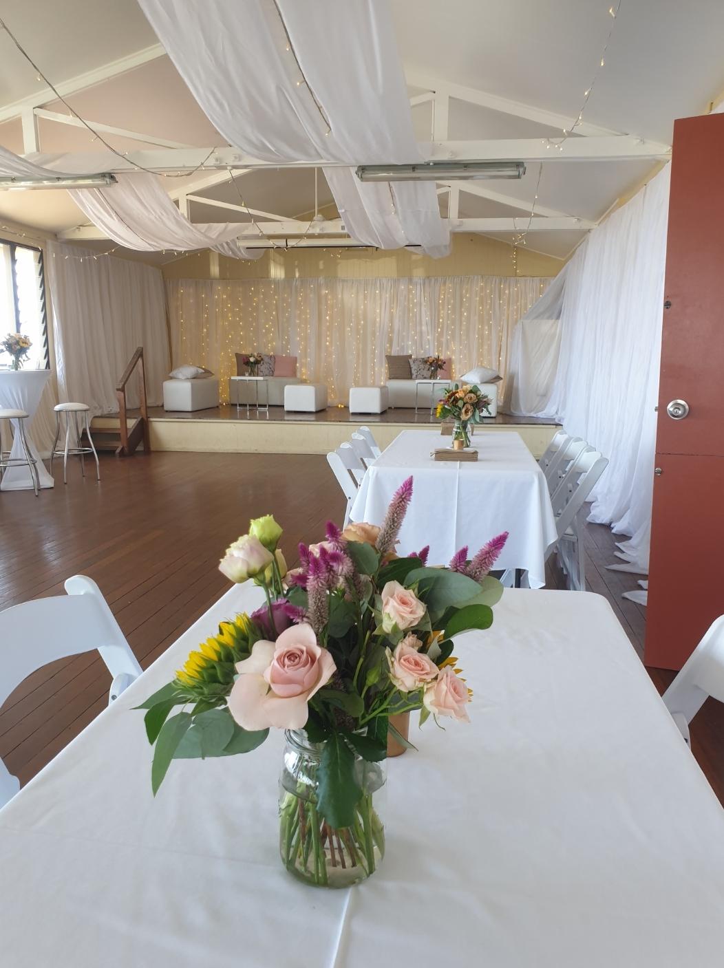 Yamba Weddings & Events | Yamba Wedding Furniture
