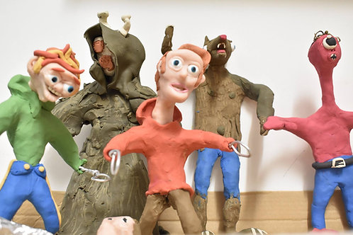 1 Day South East London Animation Summer School