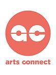 Arts Connect logo_Peach Circle_CMYK.jpg