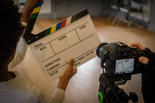 2 Day South East London Filmmaking Summer School (ages 7-11)