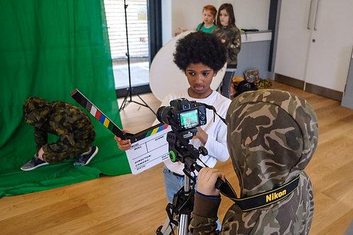 3 Day Essex Filmmaking Summer School
