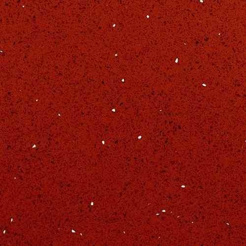Silestone Red Stellar