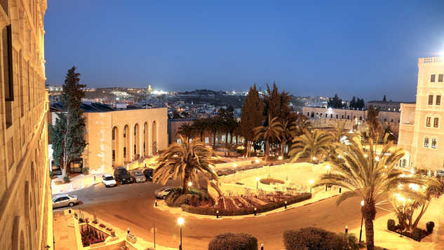 jerusalem old city view room