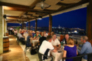 Rooftop Cheese and Wine Restaurant Jerus