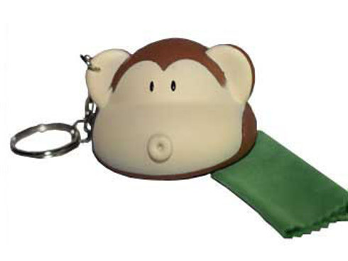 Magic Monkey Cloth & Key Ring
