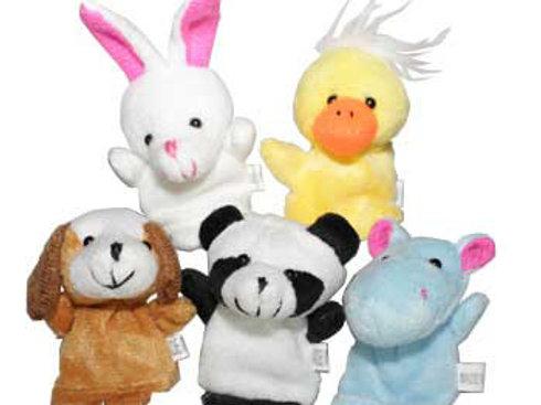 Animal Finger Puppet Set Two
