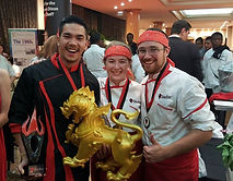 Champions 2015 Mason Dixon Master Chef Tournament