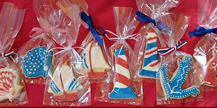 Cut-out Themed Butter Cookies