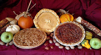 Fall Pie Selection