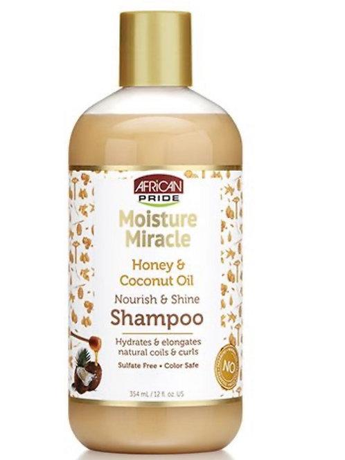 Moisture Miracle Honey & Coconut Oil Shampoo