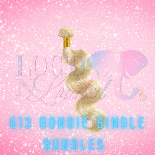 613 Blondie Single Bundle Deal