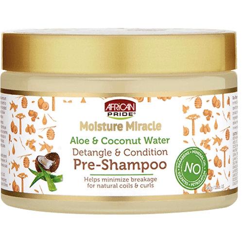Moisture Miracle Aloe & Coconut Water Pre-Shampoo