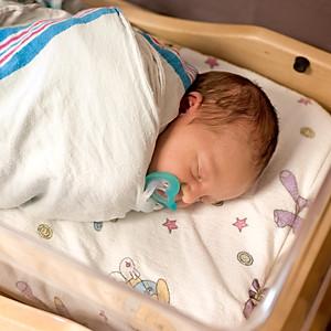 Baby Caleb / Fresh 48