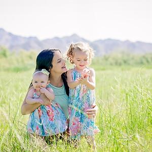 Nicole & Girls / Family Session