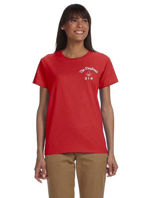 314 Women's Community Support T-shirt