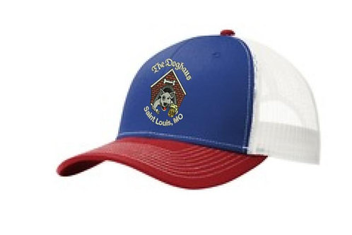 Custom Doghaus Hat...Pick your Colors!