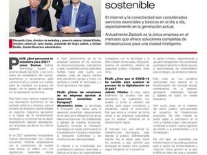 Lideres de Zadock Technology aportan en la Edición 2021: Visión Paraguay | Revista Plus