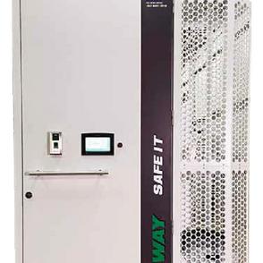 Data Center compacto y modular para la seguridad de su infraestructura de TI