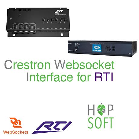 Crestron Websockets