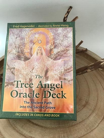 Tree Angel Oracle