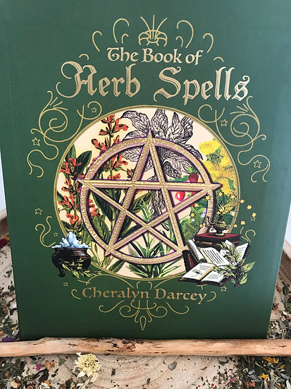 Herbs Spells, book of