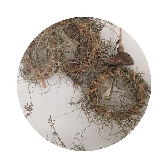 Tiny Thyme (hanging) Mandala