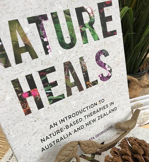 Nature Heals, book