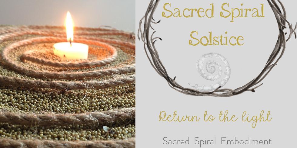 Sacred Spiral Solstice