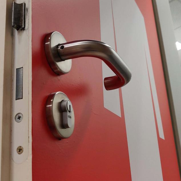 deurbestickering