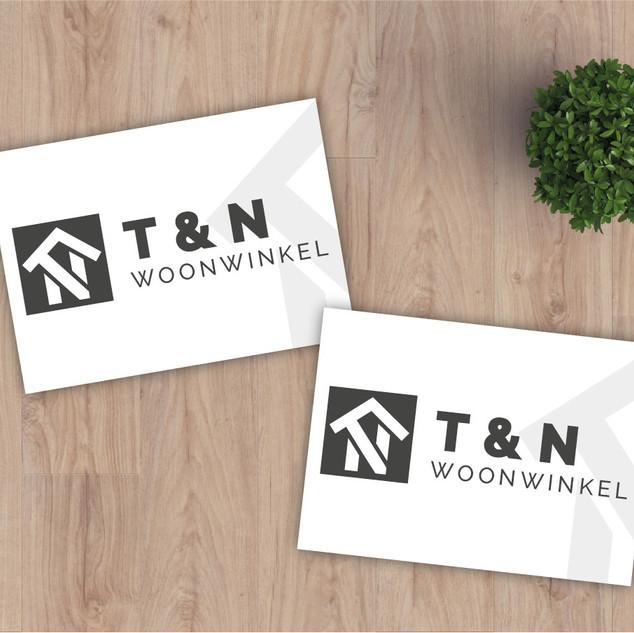 Logo T&N wonen