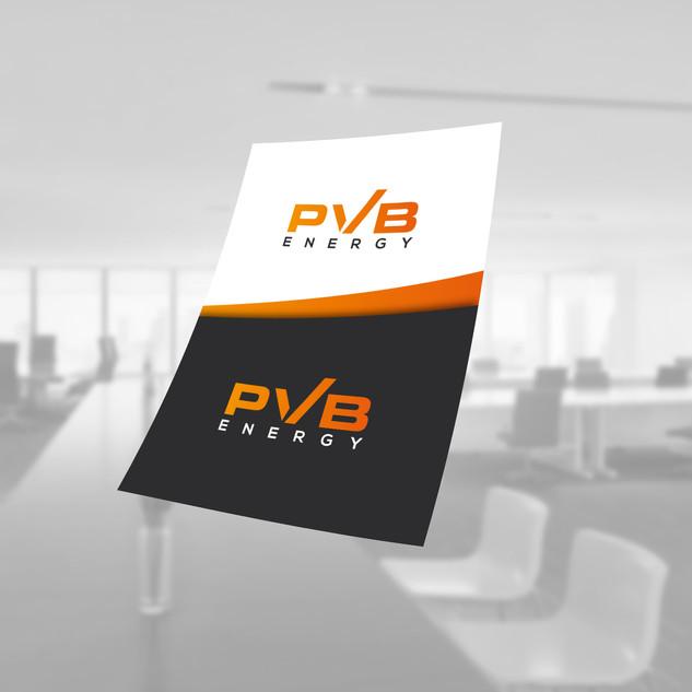 Logo PVB Energy