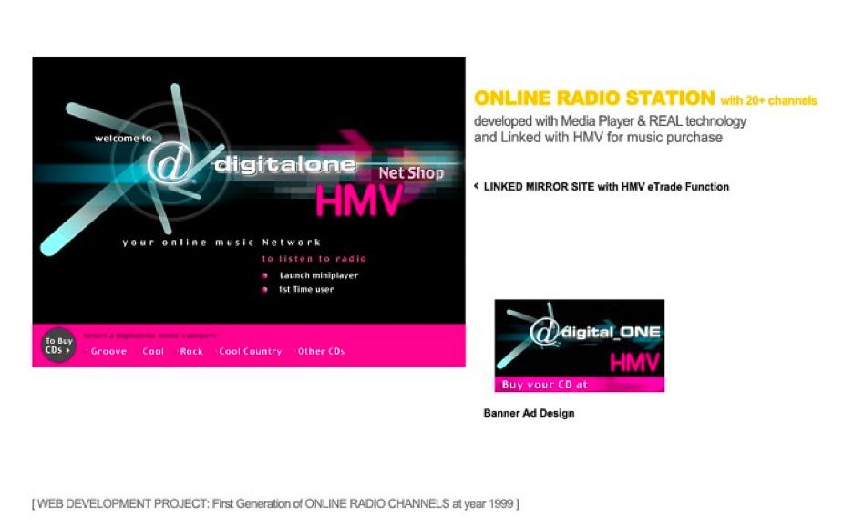 Online Radio Channel