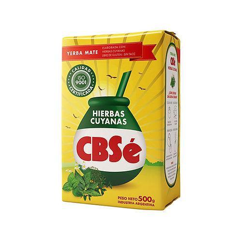 YERBA MATE HIERBAS CUYANAS - CBSé 500 gr.