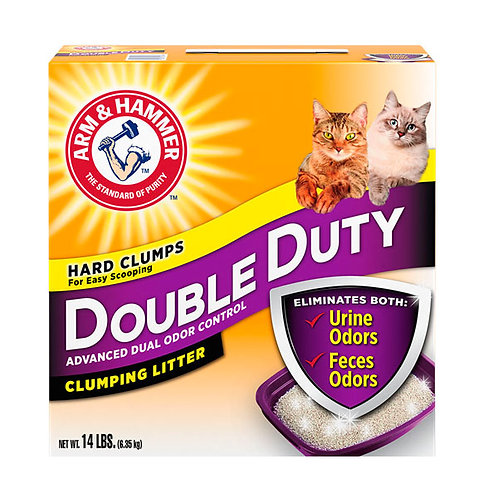 GRAVILLA GATOS DOUBLE DUTY 6,35 Kg.