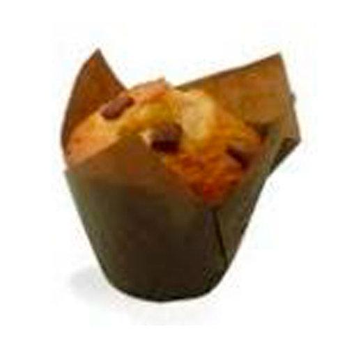 MUFFINS VAINILLA CHOCOLATE - BANDEJA 6 UN.  MAMÁ COCINA