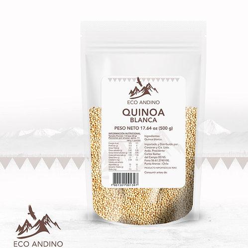 QUINOA BLANCA 500 GR. ECO ANDINO
