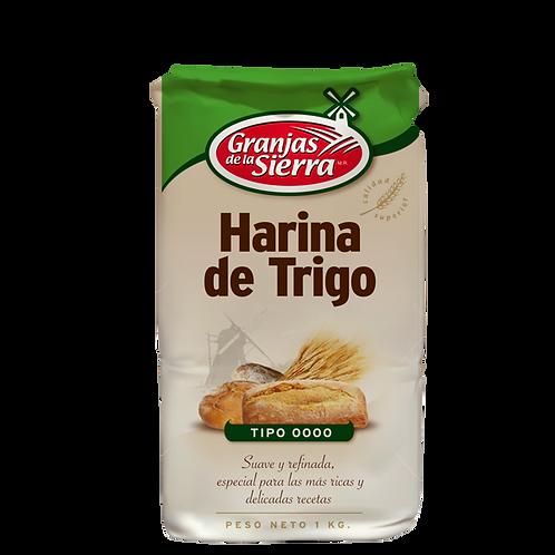 HARINA GRANJAS DE LA SIERRA 0000 1 kg.