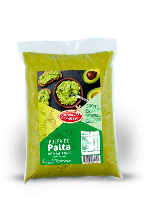PULPA DE PALTA GRANJAS DE LA SIERRA 500 gr.