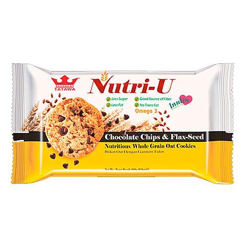 NUTRI-U CHOCOLATE CHIPS - TATAWA 160gr.