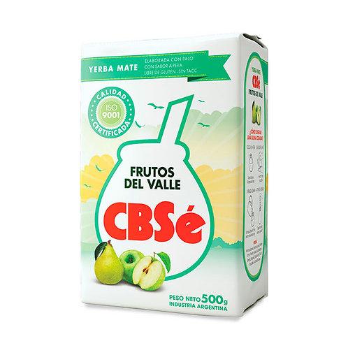 YERBA MATE FRUTOS DEL VALLE - CBSé 500 gr.