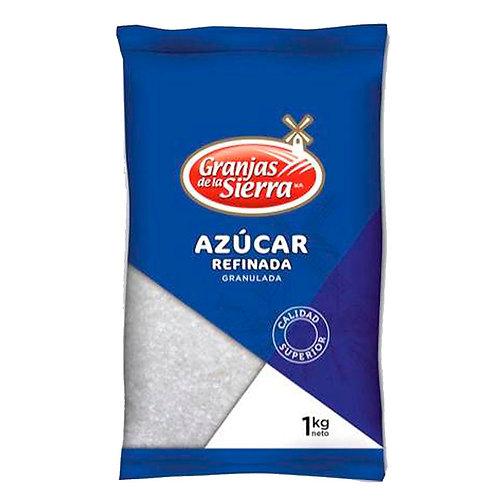 AZÚCAR GRANJAS DE LA SIERRA 1 Kg.