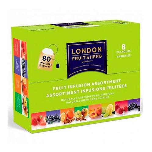SURTIDO DE INFUSIONES LONDON 160 gr.