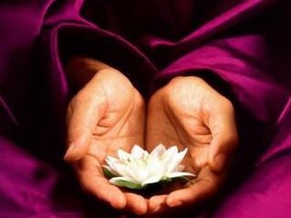 REIKI - a cura está em suas mãos