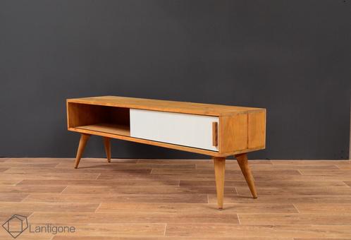 Meuble tv enfilade esprit vintage 3 clair meubles - Meuble made in france ...