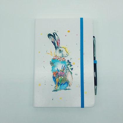 Hare Hardback Notebook