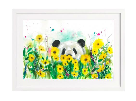 Panda - A3 (Unframed)