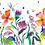 Thumbnail: Flower Meadow Print A4 (Unframed)