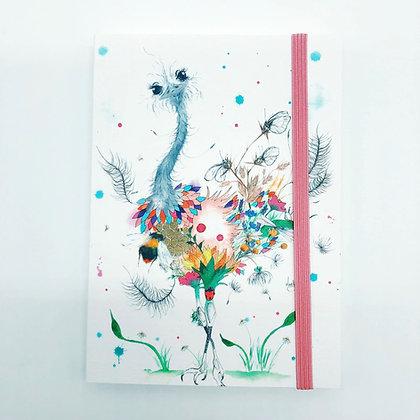 Ostrich Notebook