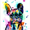 Thumbnail: French Bulldog A3 (Unframed)