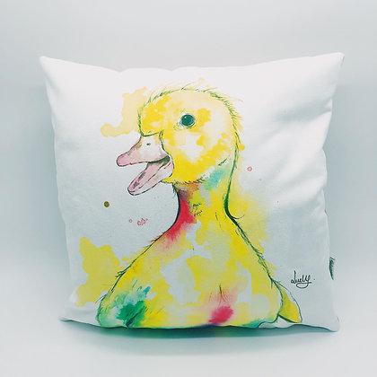 Dotty Duck Cushion